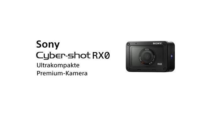 Sony -Cybershot RX0 Video 3