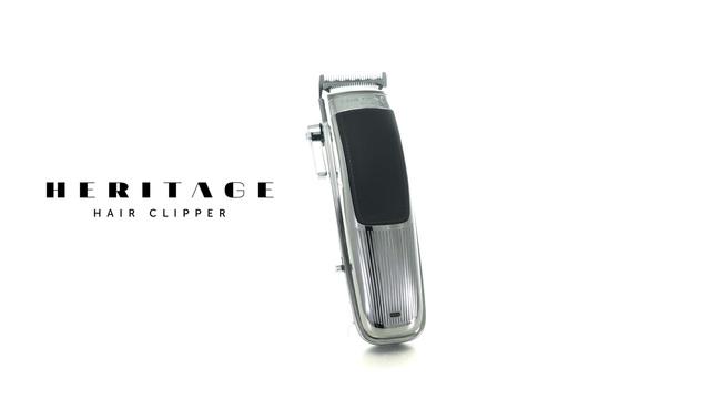 Remington - HC9100 Heritage Haarschneider Video 3