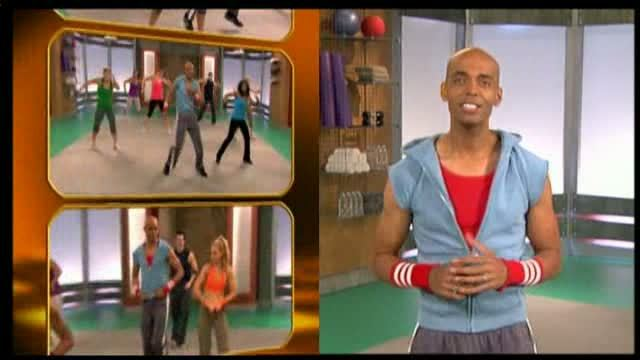 Dance with me! - Cardio-Training mit Billy Blanks jr. Video 3