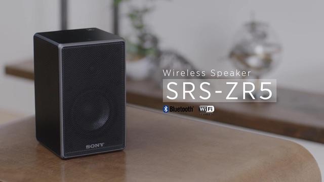 SONY SRS-ZR 5 Video 17