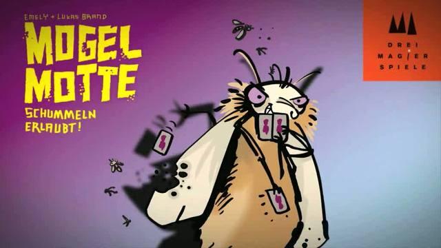 Drei Magier Spiele - Mogel Motte Video 3