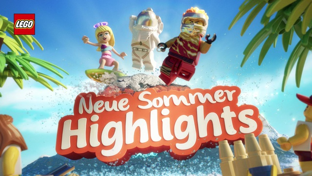 LEGO - Sommer Highlights Video 3