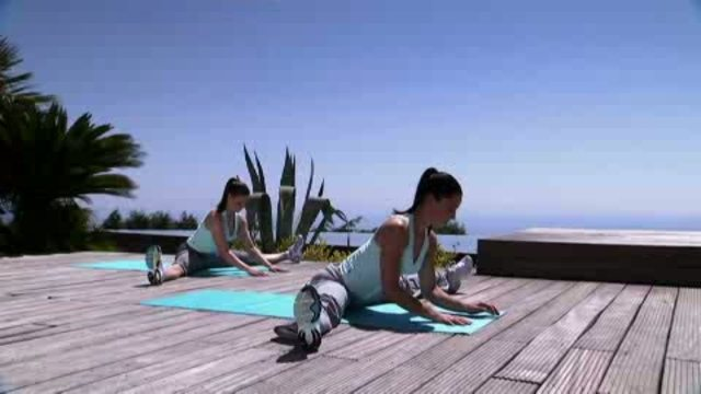 Fit For Fun - Fatburner Workout mit Core-Training Video 3