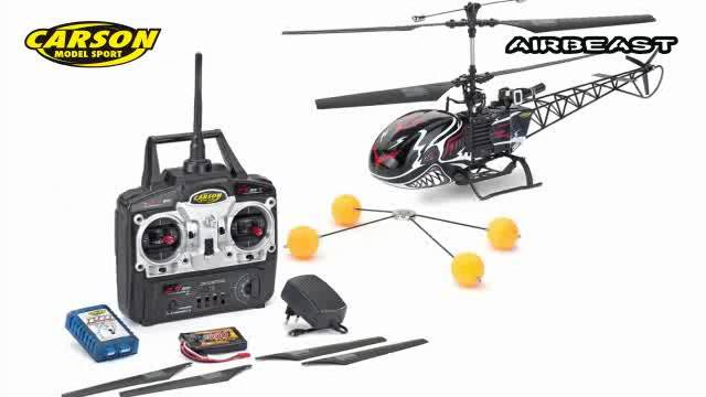Carson - Airbeast II Pro RTF Video 3