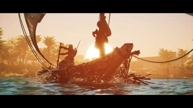 Assassin's Creed Origins Video 5