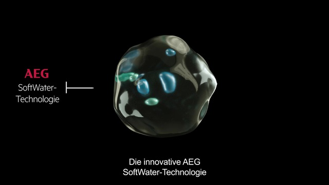 AEG - SoftWater-Technologie - Kein Verblassen Video 17