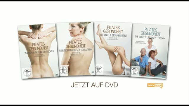 Pilates Gesundheit Video 3