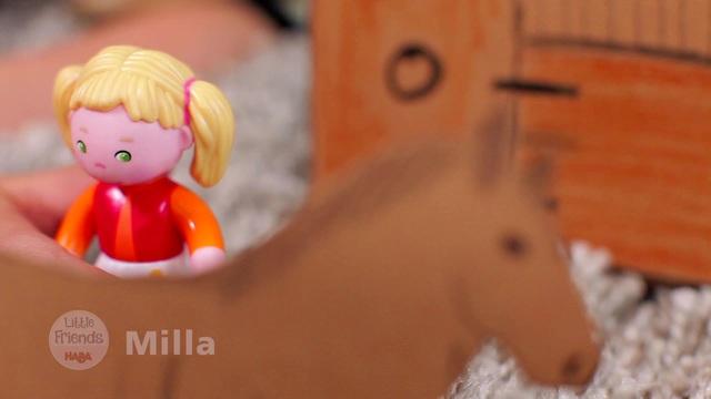 HABA Little Friends Milla