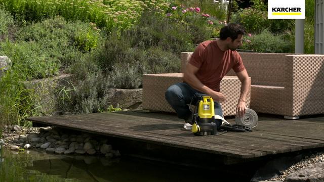 Schmutzwasser Tauchpumpen Video 2