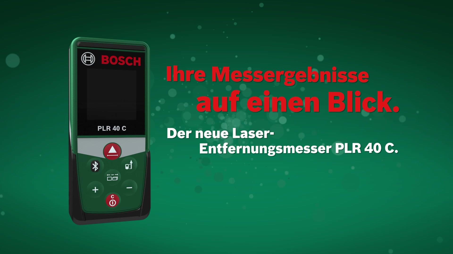 Digitaler Entfernungsmesser Bosch : Bosch laser entfernungsmesser plr c« hagebau