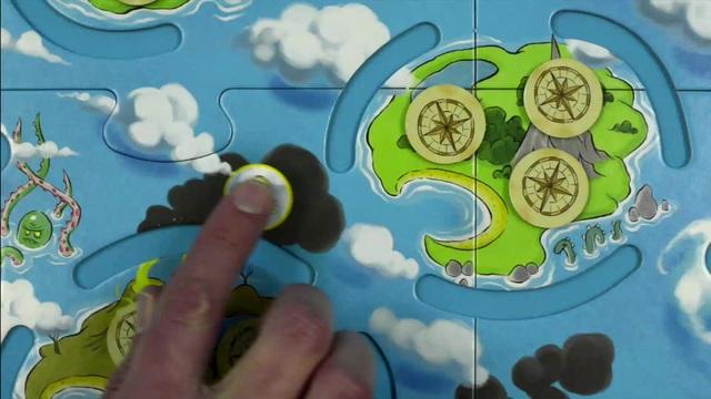 Der Schatz der 13 Inseln (Anleitungsvideo) deutsch