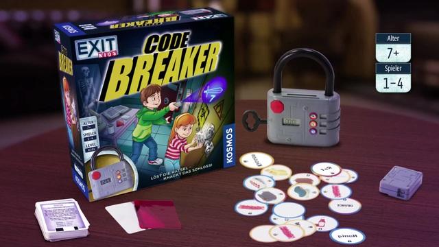 Kosmos - Exit Kids Code Breaker Video 3