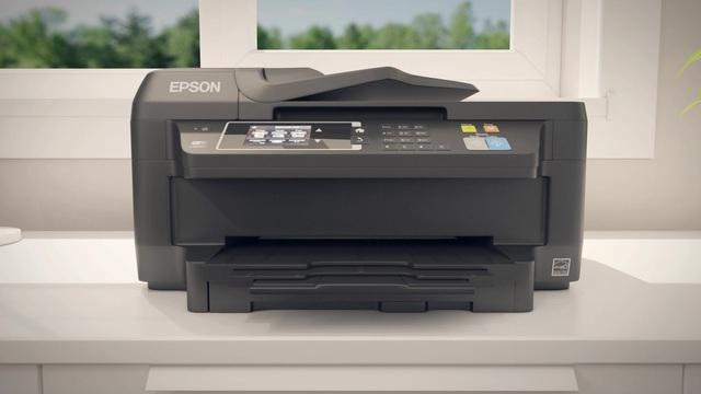 Epson - Workforce WF-2000 Serie Video 3