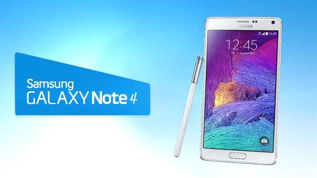 Samsung - GALAXY Note 4 Video 3