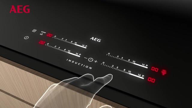AEG - Hob²Hood-Funktion Video 3