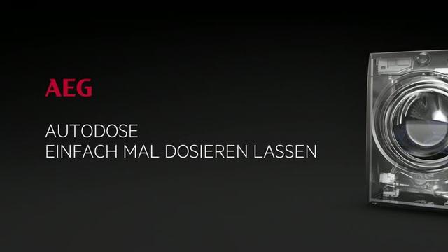 AEG - AutoDose - Einfach mal dosieren lassen Video 18