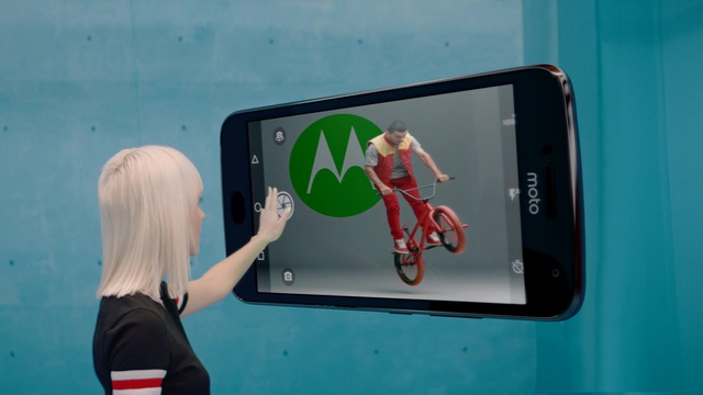 Motorola - Moto G5 / G5 plus »Smartphone« Video 3