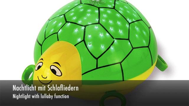 Ansmann - Stermenlicht Schildkröte Video 2