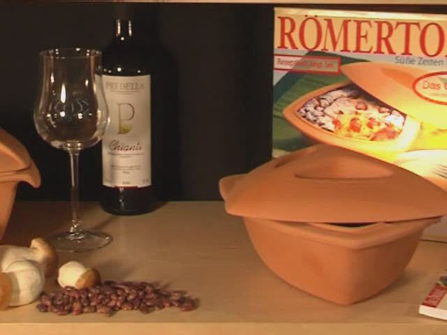 Römertopf Video 3