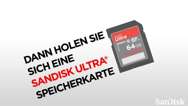 Sandisk - Ultra Speicherkarten Video 3