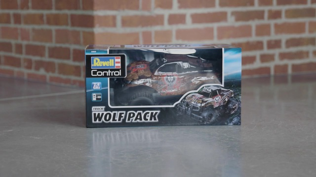 Revell Control Wolf_Pack Video 12