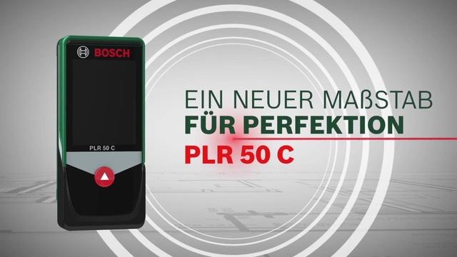 Bosch plr c laser entfernungsmesser grün schwarz lufthansa
