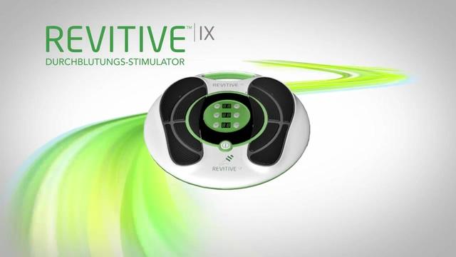 Revitive - IX Durchblutungs-Stimulator Video 3