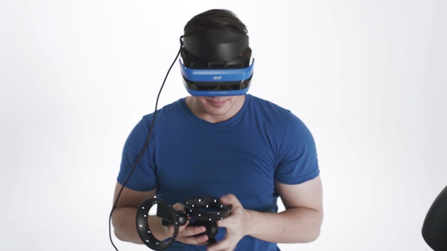 Acer - Windows Mixed Reality Headset - Einrichtung Video 3