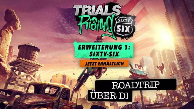 Trials Rising - Sixty-Six DLC 1 Video 6