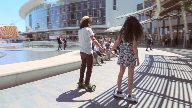 Nilox - Doc Hoverboard Video 3