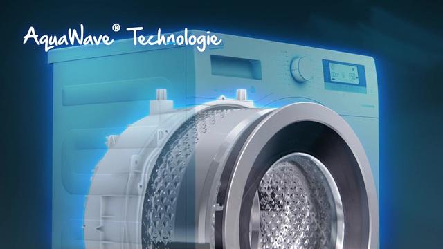 Beko - AquaWave Technologie Video 2