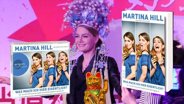 Martina Hill, Marco Musienko: Was mach ich hier eigentlich? Video 3