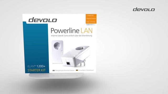 Devolo - Range+ Technology Video 3