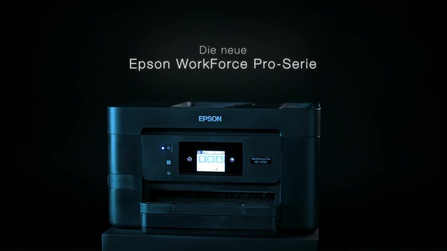 Epson - Die WorkForce Pro-Serie Video 11