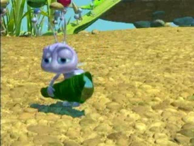 Wald Disney Heros Video 3
