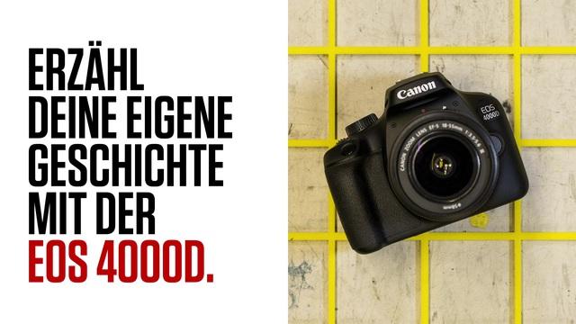 Canon - EOS 4000D Video 16