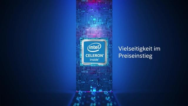Intel - Celeron Prozessoren Video 3