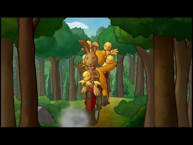 Der Mondbär und seine Freunde Video 3