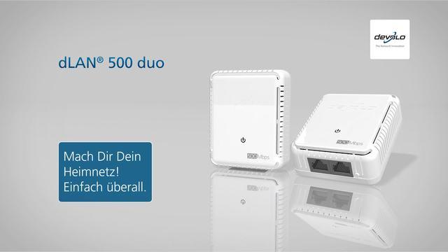 Devolo - dlan 500 duo Video 3