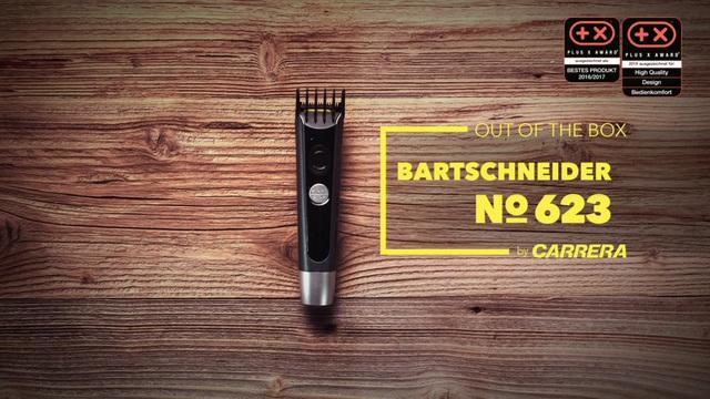CARRERA - Bartschneider No623 Video 3