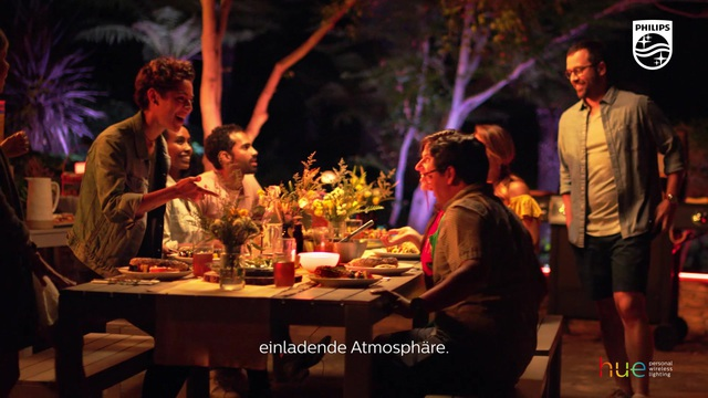 Philips - Hue - Gartenparty Video 23