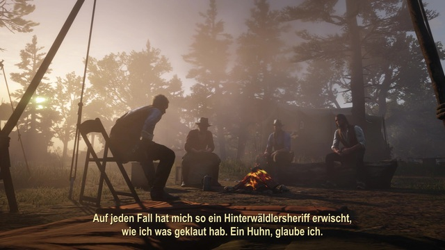 Red Dead Redemption 2  - Gameplay  Video 4