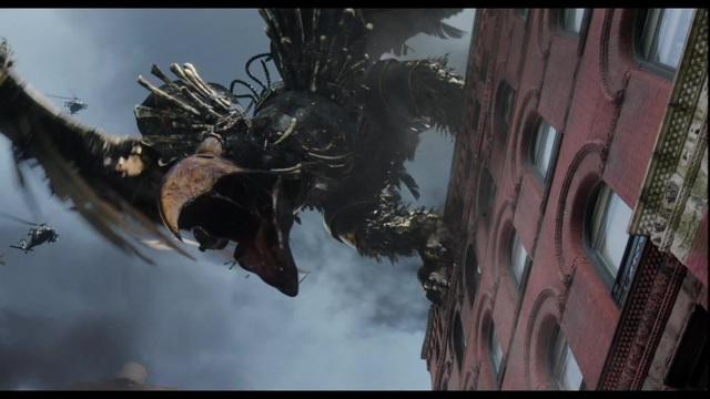 Birdman oder (Die unverhoffte Macht der Ahnungslosigkeit) Video 6