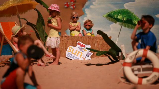 Haba - Sun Bistro Sandspielartikel