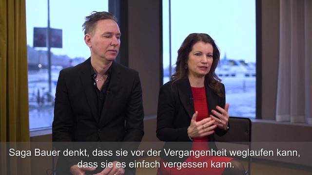 Lars Kepler: Lazarus Video 3