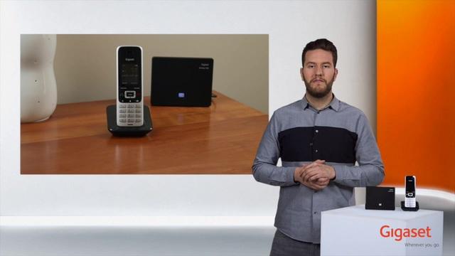 Gigaset - Go Funktionen Video 3