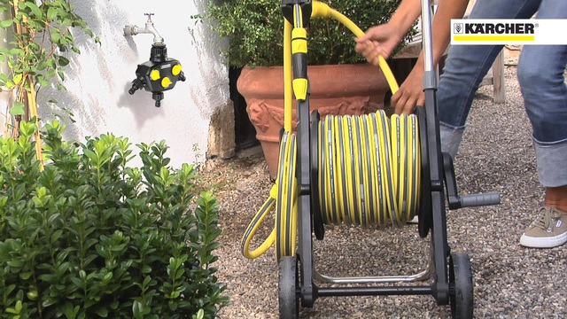Watering Systems - Hose Trolley Video 16