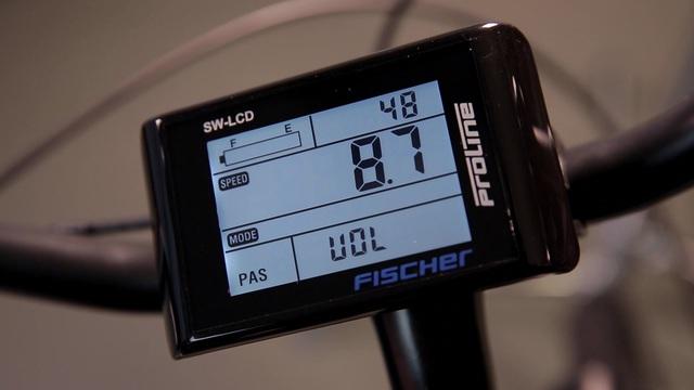 Fischer - Reparatur und Wartung - Display-Erstkonfiguration Video 35