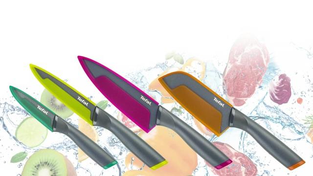 Tefal - Fresh Kitchen Messer Video 3
