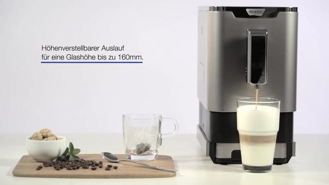 Severin - Kaffeevollautomat KV 8090 Video 3